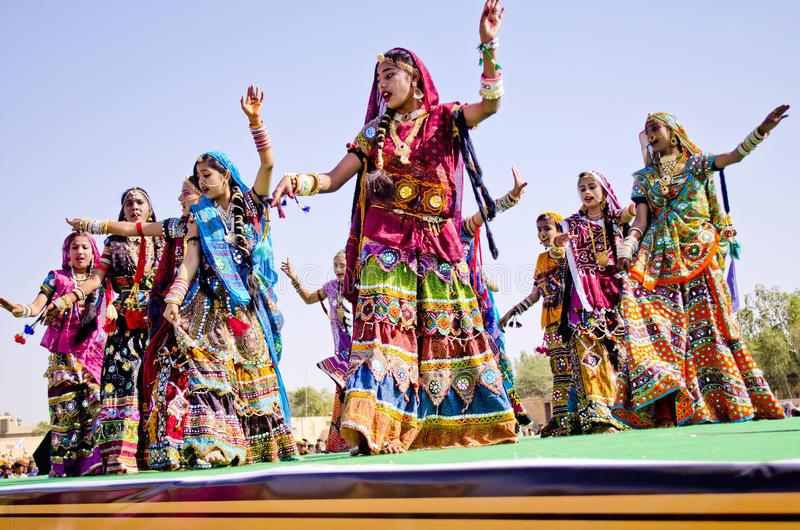 festival del desierto de Jaisalmer. fiestas en el mundo