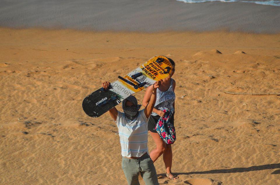 sandboarding en las dunas de taroa Mejor época para ir a Punta Gallinas