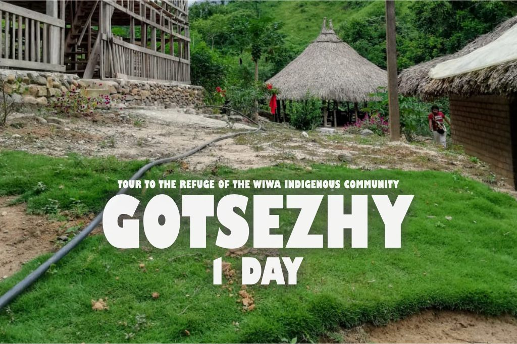tour to the refuge of the Wiwa indigenous community Gotsezhy 1 day expotur