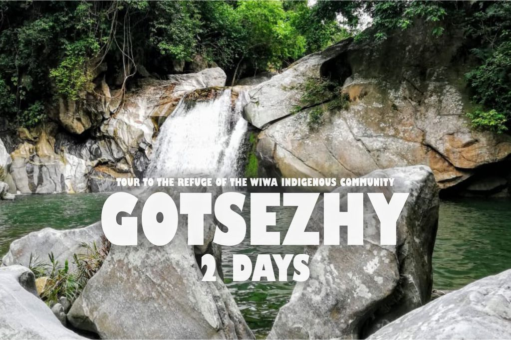 tour to the refuge of the Wiwa indigenous community Gotsezhy 2 days expotur