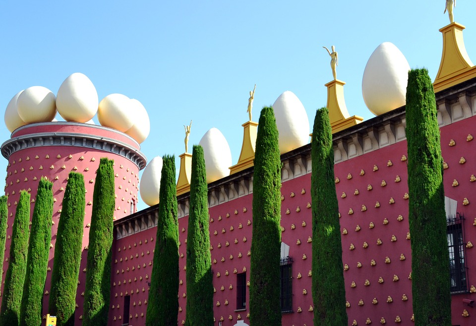 Museo Dalí Figueras. Museos online