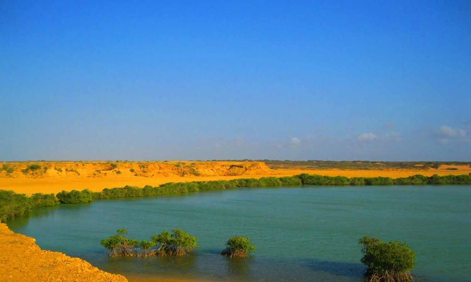top 20 images of tourist destinations in the Sierra Nevada and La Guajira
