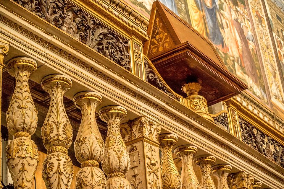 capilla sixtina vaticano. museos online