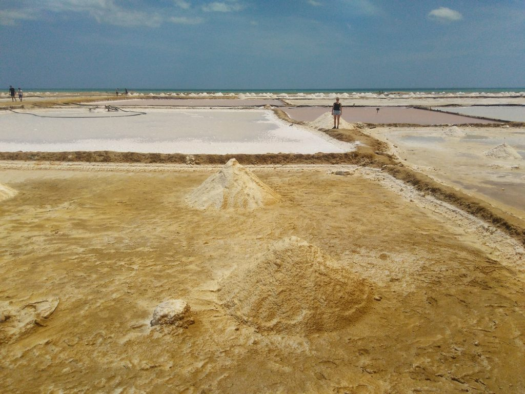 Salina de Manaure colombia expotur. Top 20 photos of Punta Gallinas and Cabo de la Vela