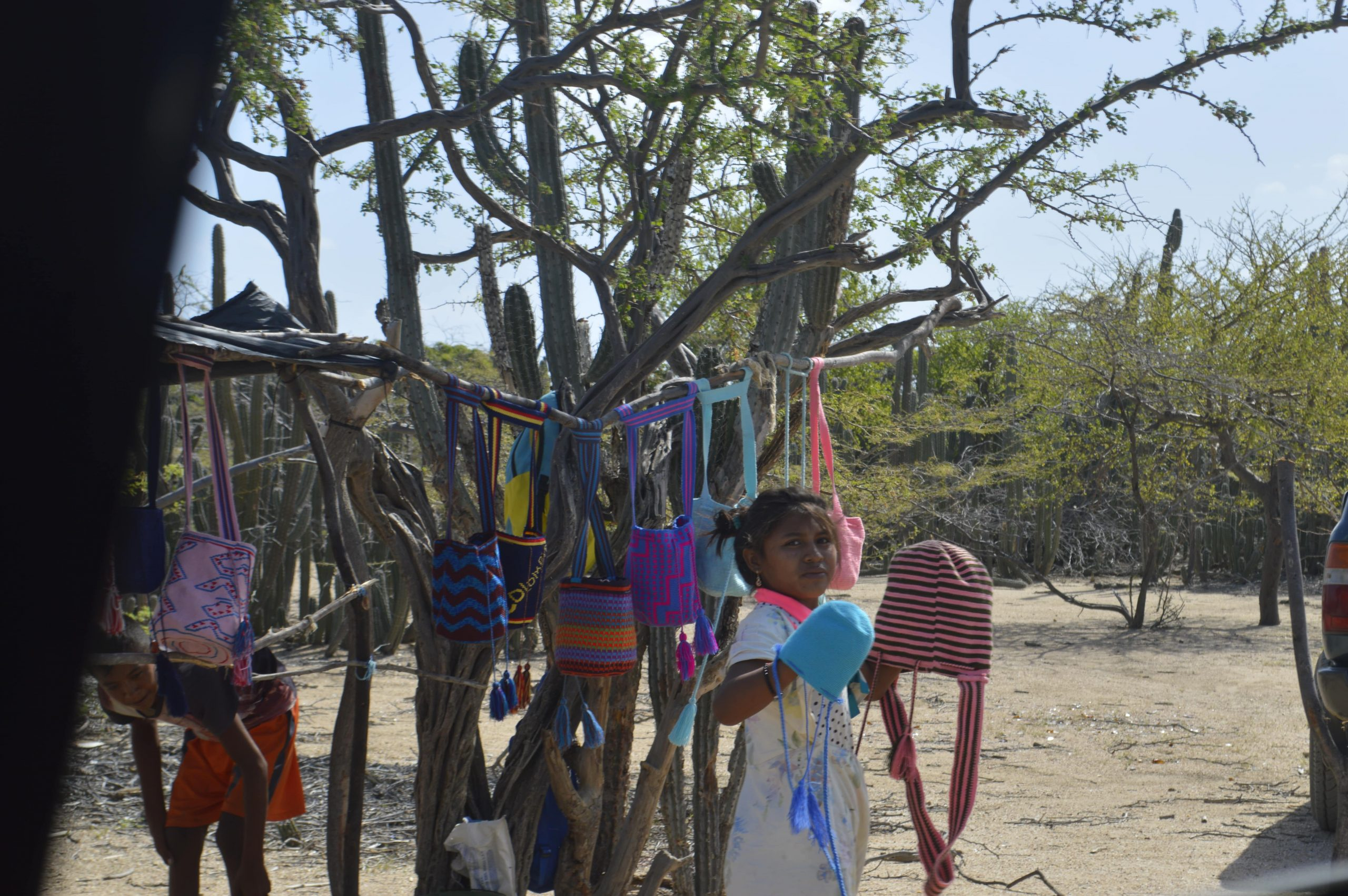 Wayuu Kid. Top 20 photos of Punta Gallinas and Cabo de la Vela