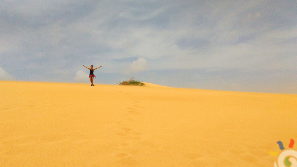 Sandboarding en las Dunas de Taroa con Expotur