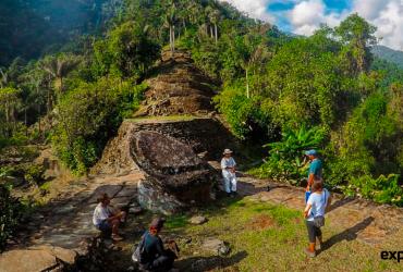 Parques arqueológicos para visitar en Colombia
