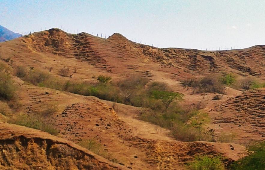 desierto de occidente desiertos de colombia