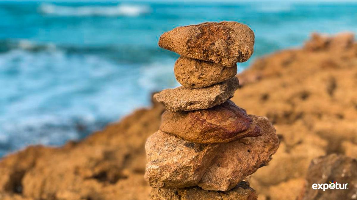 Montículos de piedra o apachetas ¿hacerlos perjudica al medio ambiente?